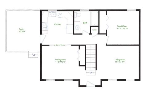 floor plans for ranch homes with basement floor plans for ranch homes with walkout basement home