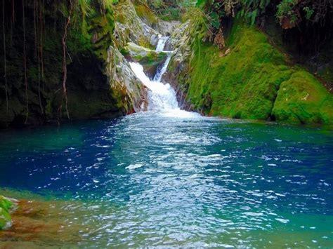Imagenes De Paisajes Y Cascadas | fonditos cascada colorida paisajes cascadas
