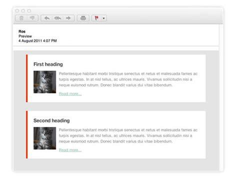 ui pattern progressive disclosure responsive email design caign monitor caign monitor