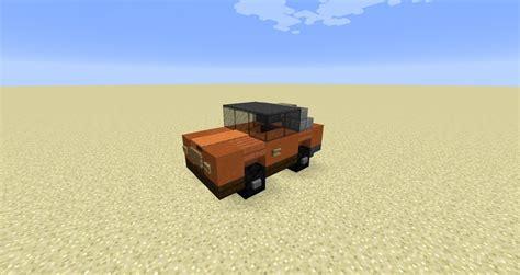 Kleines Auto by ᐅ Kleines Auto In Minecraft Bauen Minecraft Bauideen De