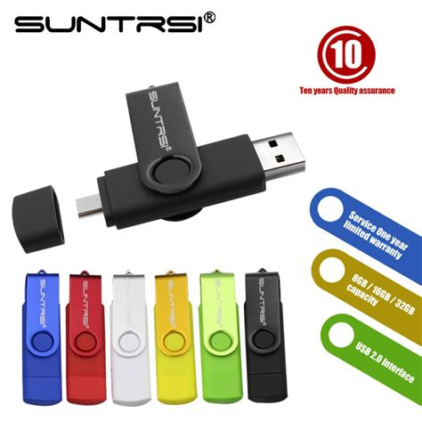 Flashdisk Otg Samsung 4gb pen drive 32gb 16gb smart phone usb flash drive pendrive