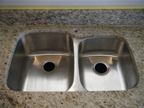 Premium 18g Offset Double Bowl Undermount Stainless Steel Kitchen Sinks Stainless Steel Undermount
