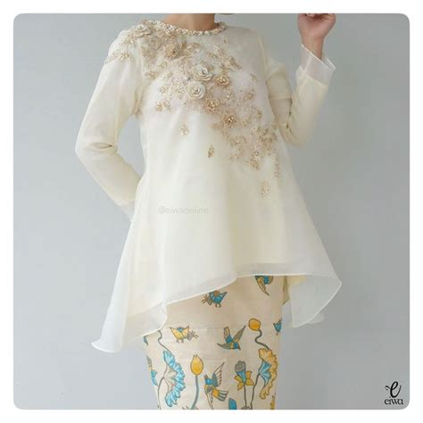 Peplum Brukat Top best 25 kebaya brokat ideas on kebaya muslim