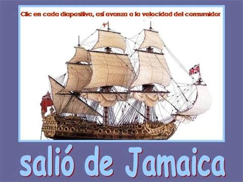 un barco velero cargado de ron sali 243 de jamaica authorstream