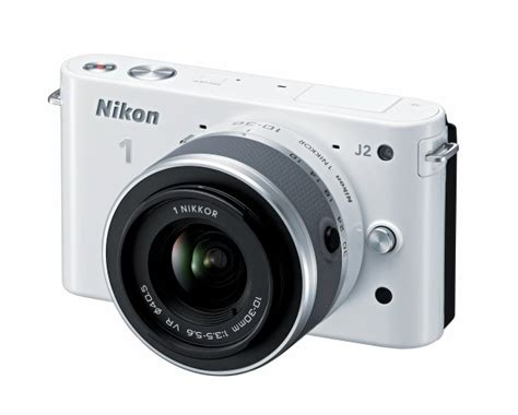 Kamera Nikon J1 nikon announces its second generation mirrorless