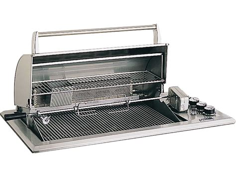 Fire magic legacy stainless steel regal 30 built in counter top bbq grill with rotisserie