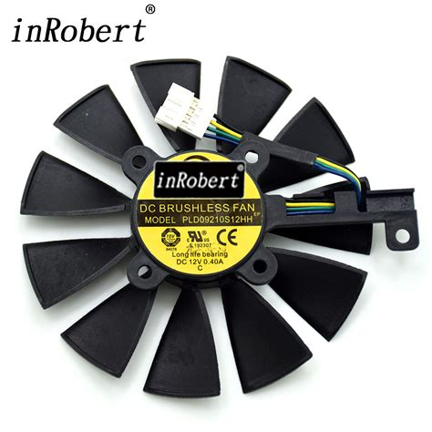 gtx 1080 single fan aliexpress com buy pld09210s12hh 87mm cooler fan for