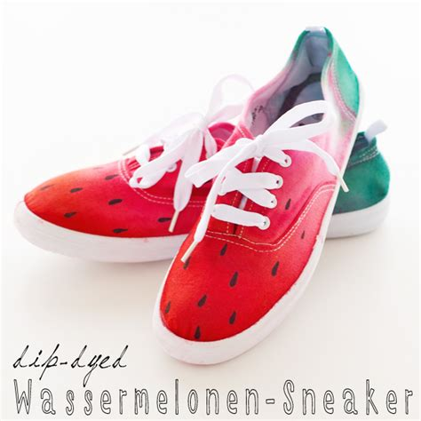 diy watermelon shoes things to make watermelon shoes diy