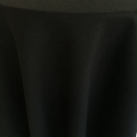 plain black table cloth black plain tablecloth the tablecloth hiring company