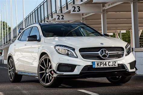 mercedes amg price uk mercedes gla class amg from 2014 used prices parkers