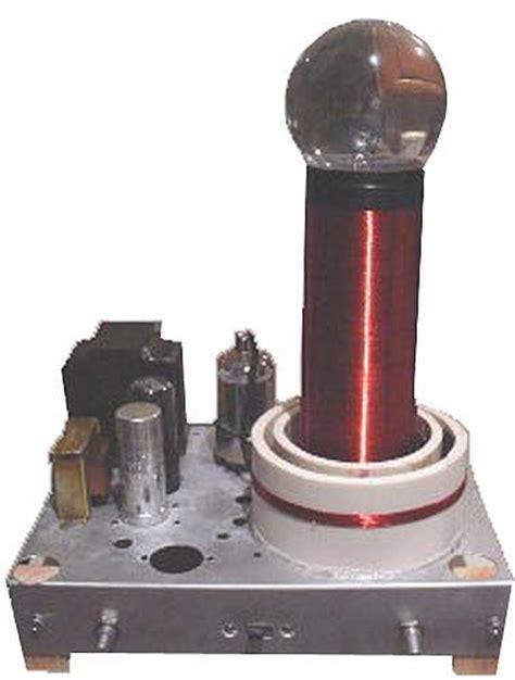 3v Tesla Coil Small Vacuum Tesla Coil 1