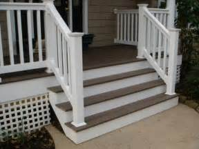 Wooden Banister Designs Knoxville Hand Railing North Knox Siding And Windows