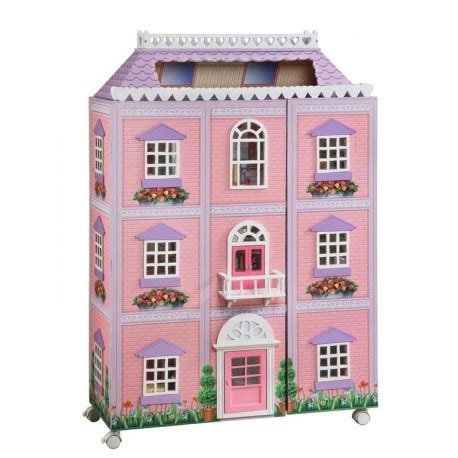 dolls house london doll house london mansion red wrappings