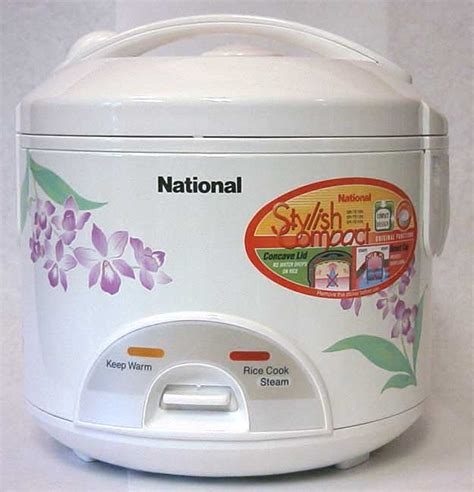Rice Cooker National thai rice 10 lb bag available from importfood