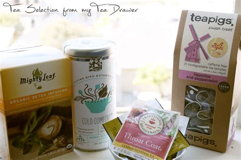 Mighty Leaf Detox Tea Weight Loss by Cold Care Salt Honey Catering