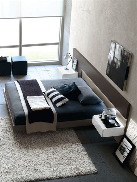 mens modern bedroom pinterest
