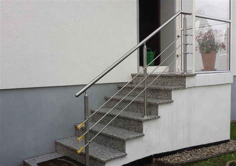 Treppengeländer Edelstahl Innen Preise by Treppengel 228 Nder 03 Hirsch Metallbau