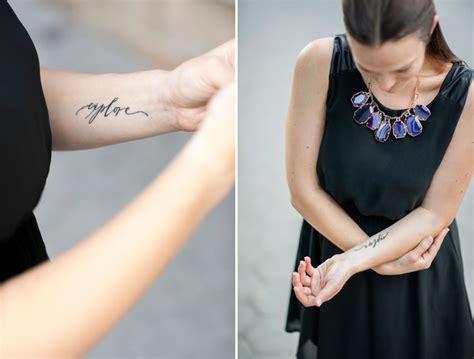explore tattoo quot explore quot customized calligraphy tattoos neither snow