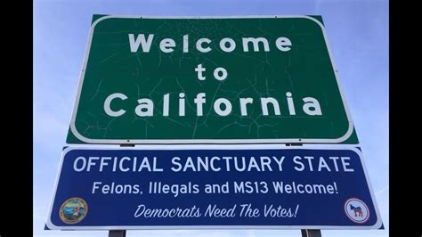 California State Mba Placements by California Sanctuary State Illegal Immigrants Got It