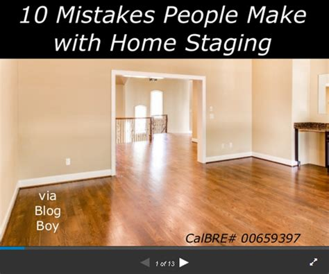 Financing 10 Mistakes That Most Make by Labels Home Staging Real Estate Slideshow