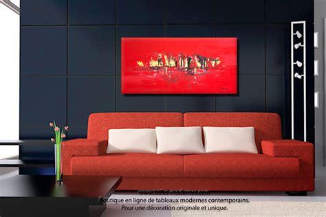Tableau D Coratif Salon by Tableau Mer Contemporain Format Panoramique Grandes