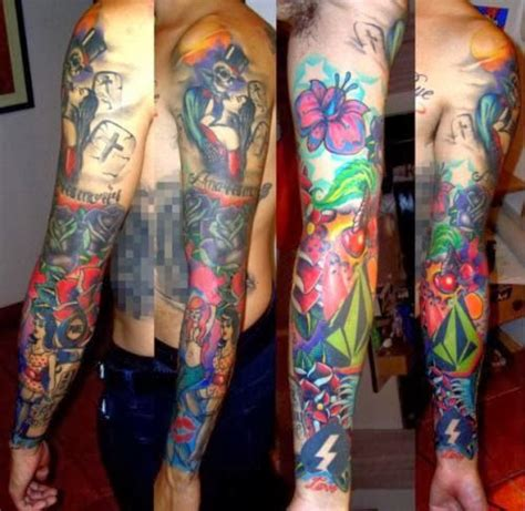 how to design your tattoo sleeve create your own design color sleeve ideas