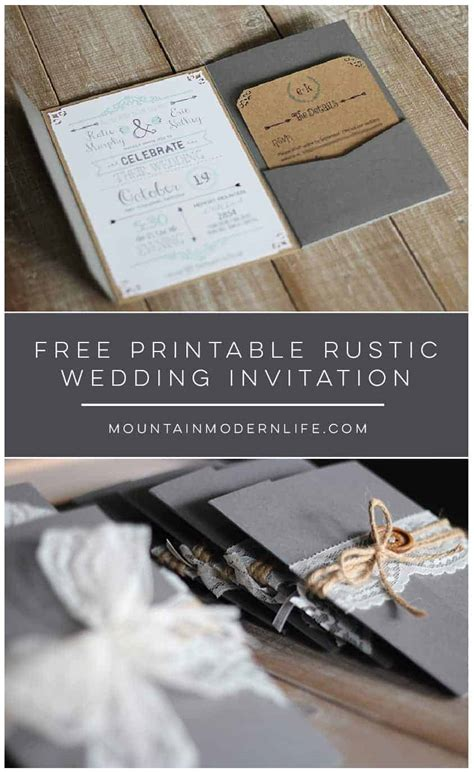 free chalkboard quote printable mountain modern