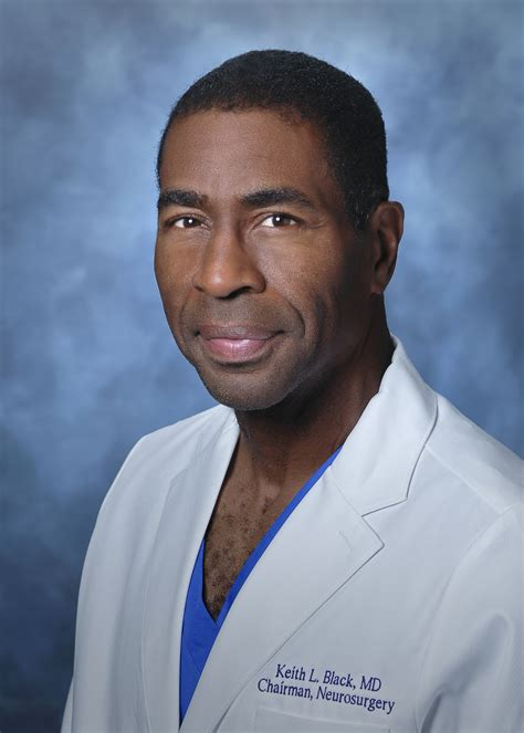 dr black dr keith black leading doctor