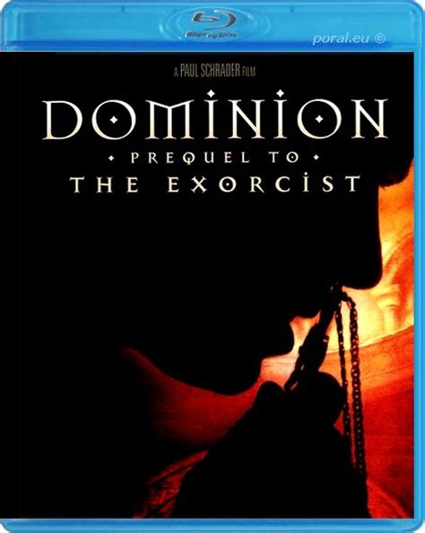 film dominion exorcist dominion prequel to the exorcist 2005 film blu ray