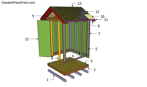 small shed plans free garden plans how to build garden projects