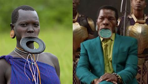 lip tattoo haram 13 real african customs and traditions that are featured