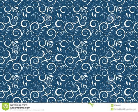 vintage elegant pattern elegant vintage floral seamless pattern stock illustration