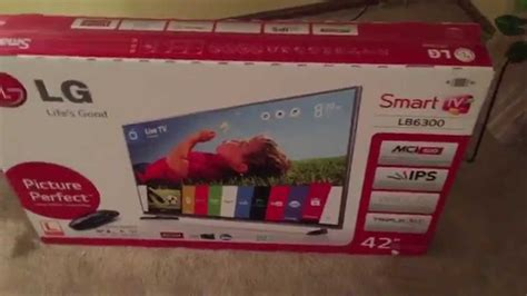 Unboxed Tv And Direct To Your Screen by Unboxing Setup Impressions Lg 42lb6300 42 Quot Led Tv Webos