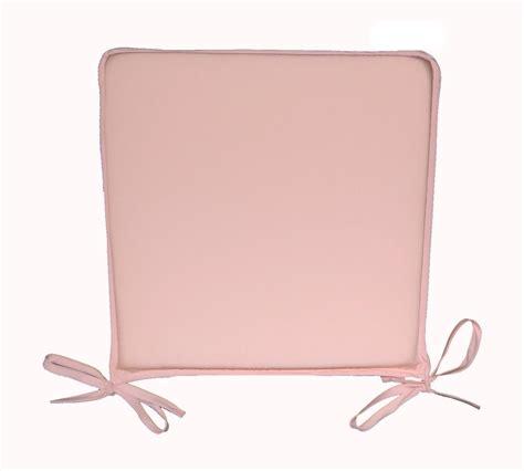 Pale Light Pink Seat Pad Garden Kitchen Chair Cushion   eBay