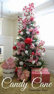 home by heidi candy cane christmas tree
