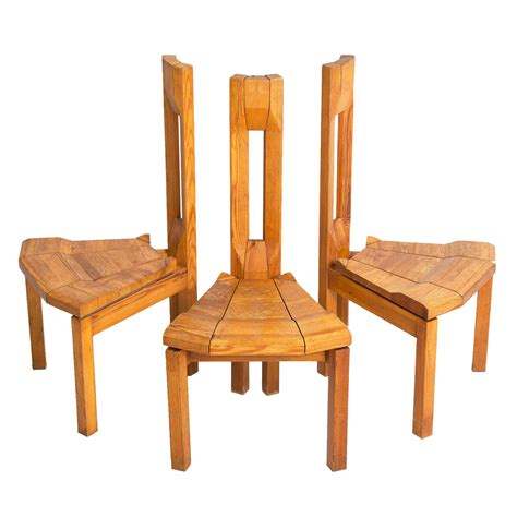corner armchair 1950 s solid pinewood corner chairs at 1stdibs