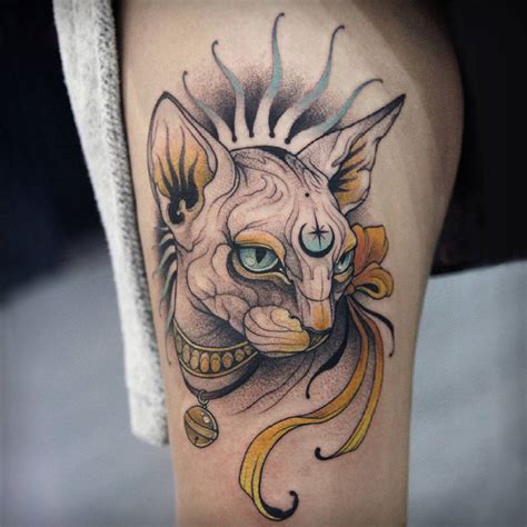 cat tattoos for men brand new cat yeahtattoos
