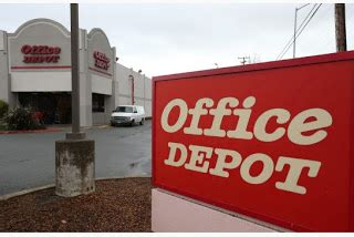 Office Depot Utah by Shawn Worst Logo To Be