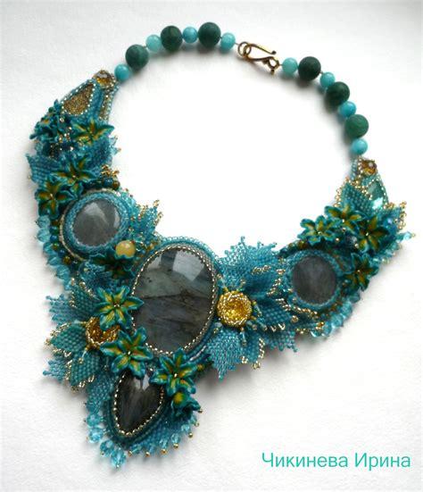 embroidery jewelry amazing embroidered jewelry by irina chikineva magic