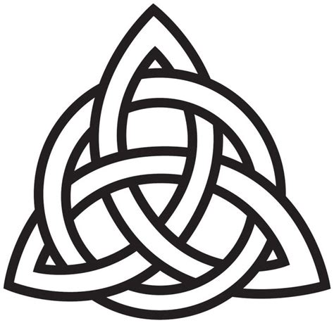 celtic trinity knot tattoo 25 best ideas about knot on