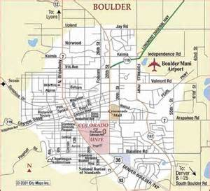 map of boulder city map travel holidaymapq