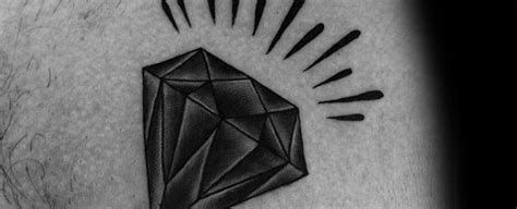 black diamond tattoo designs 50 traditional diamond tattoo designs for men jewel ink