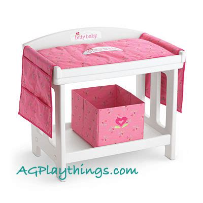 Bitty Baby Changing Table Bb 2009