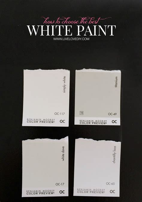 how to choose a paint color how to choose a paint color benjamin simply white