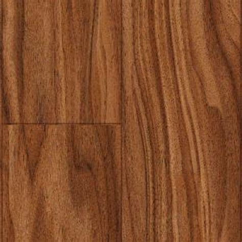 trafficmaster creek walnut laminate flooring 5 in