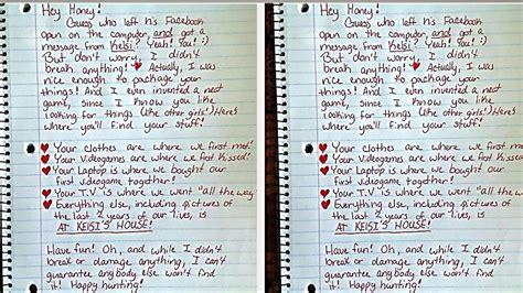 greatest breakup letter written 2013 best creative up letter