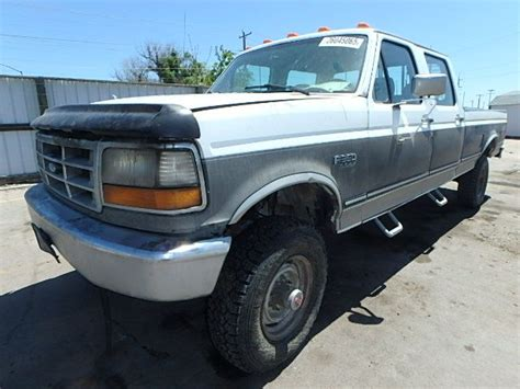 auto body repair training 1995 ford f250 parental controls used 1994 ford ford f250 pickup rear body decklid tailgate from 8