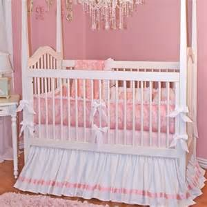 Pink Bedding Sets For Cribs Mesmerizing Baby Crib Bedding Pink Unique Interior