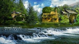 home nature by djaledit on deviantart