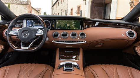 2015 S Class Interior by Drive Review 2015 Mercedes S Class Coupe By